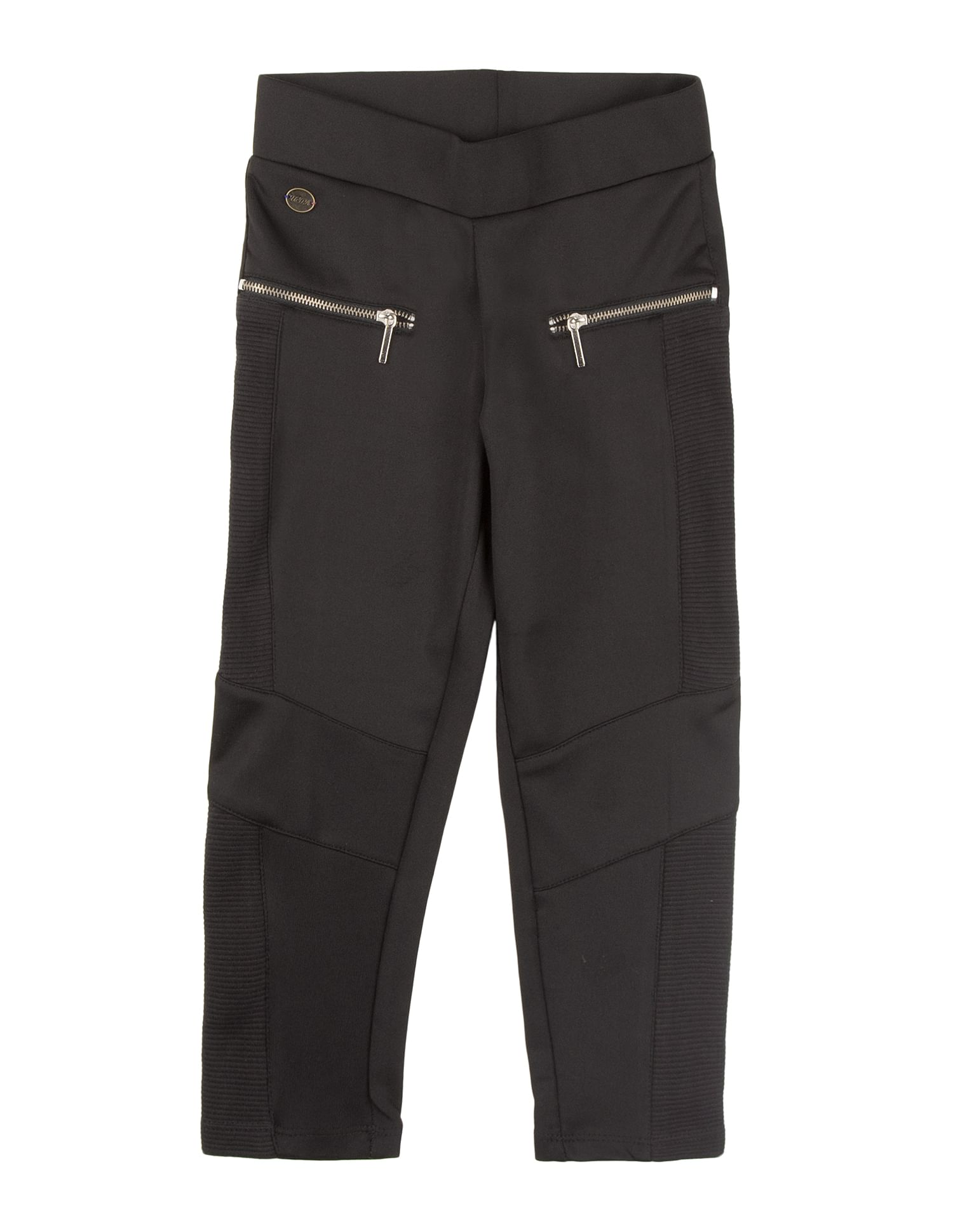 U.S. Polo Assn. Casual Wear Solid Girls Track Pant
