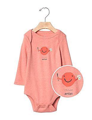 GAP Baby Personali Tees Future Bodysuit
