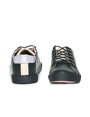 Flying Machine Colour Blocked Lace Up Sneakers