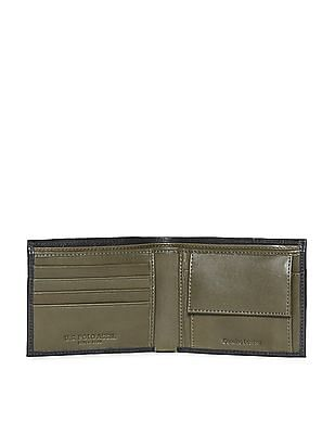 U.S. Polo Assn. Solid Leather Wallet