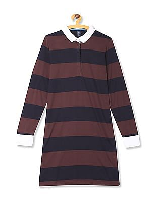 Gant Block Striped Rugger Tunic