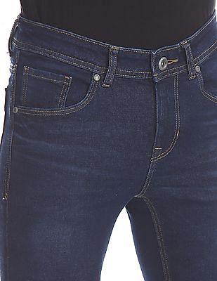 Colt Blue Skinny Fit Rinsed Jeans