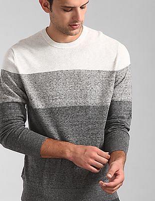 GAP Grey Mainstay Crewneck Sweater