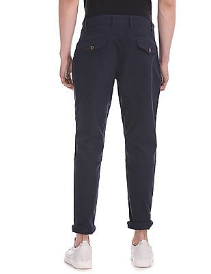 Cherokee Slim Fit Panelled Trousers