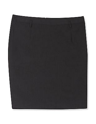 Arrow Woman Heathered Pencil Skirt