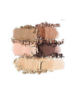 Estee Lauder Pure Color Envy Sculpting Eyeshadow 5 Color Palette - Fiery Saffron