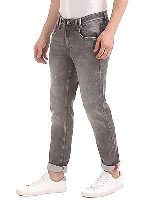 Izod Washed Skinny Fit Jeans