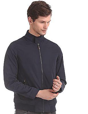 Arrow Sports Blue Reversible Zip Up Jacket