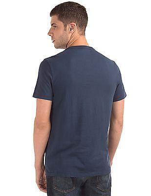 GAP Printed Crew Neck T-Shirt