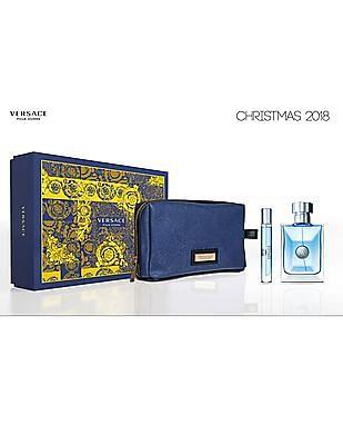 Versace Versace Pour Homme Gift Set