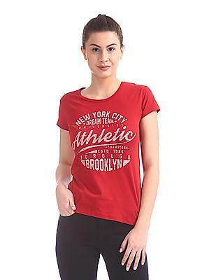 SUGR Short Sleeve Printed T-Shirt