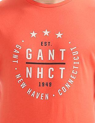 Gant Star Nhct Short Sleeve T-Shirt