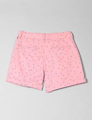 GAP Girls Star Print Shorts