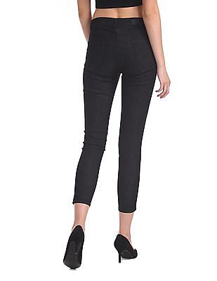 Flying Machine Women Veronica Skinny Fit Mid Rise Jeans