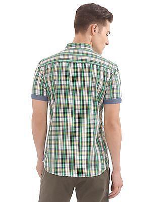 Colt Short Sleeve Check Shirt