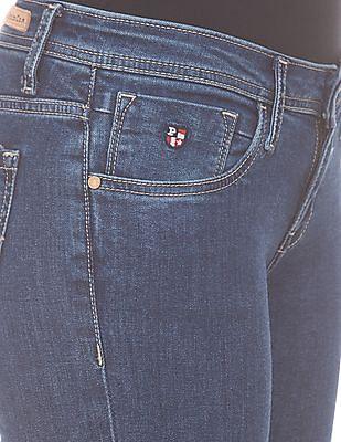 U.S. Polo Assn. Women Low Rise Skinny Jeans