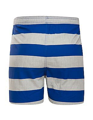 Aeropostale Striped Cotton Boxers