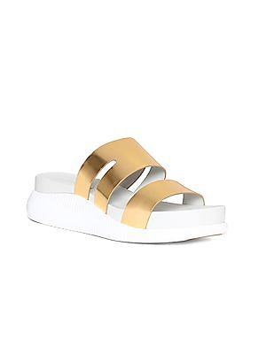 Cole Haan 2.ZeroGrand Slotted Slide Sandal