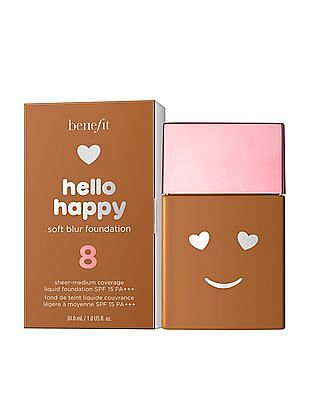 Benefit Cosmetics Hello Happy Soft Blur Foundation - 8