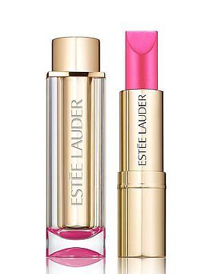Estee Lauder Pure Color Love Lip Stick - 203 Hot Core