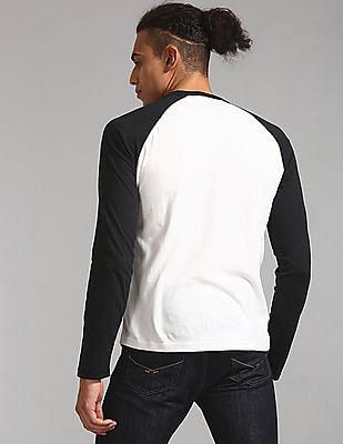 GAP Long Sleeve Graphic Print T-Shirt