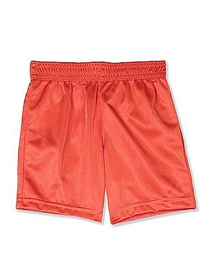 The Children's Place Toddler Boy Red Place Sport Solid Basketball Shorts