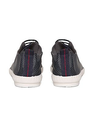 SUGR Perforated Low Top Sneakers