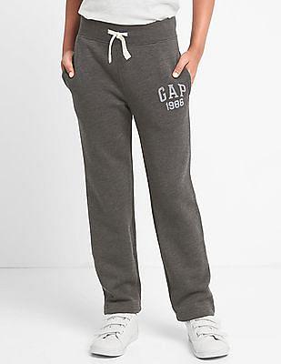 GAP Boys Logo Fleece Sweats