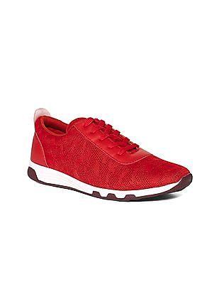Ruggers Low Top Mesh Sneakers
