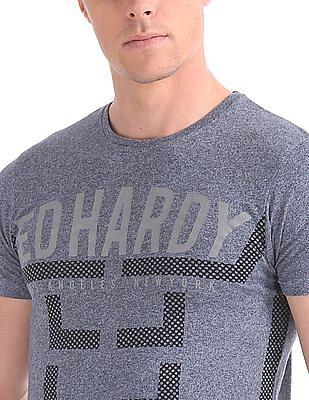 Ed Hardy Crew Neck Printed T-Shirt
