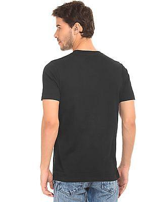 Aeropostale Brushed Crew Neck T-Shirt