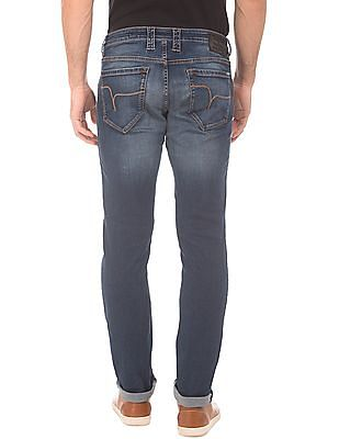 Flying Machine Low Rise Skinny Fit Jeans