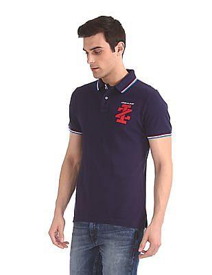 Izod Slim Fit Pique Polo Shirt