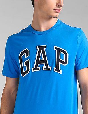 GAP Logo Crewneck T-Shirt