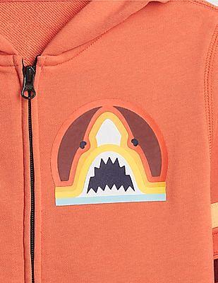 GAP Boys Graphic Hoodie Sweatshirt