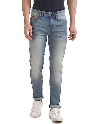 Aeropostale Super Skinny Stone Wash Jeans