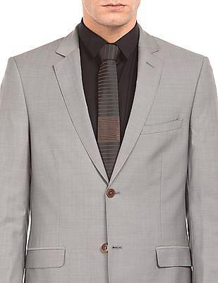 Arrow Slim Fit Wool Two Piece Suit
