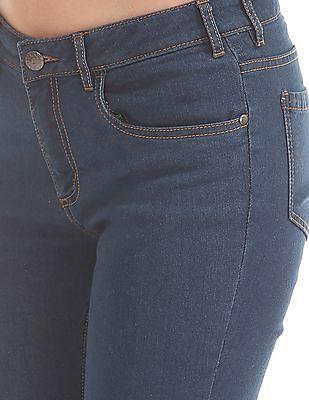 SUGR Regular Fit Dark Wash Jeans