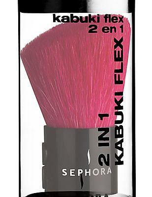 Sephora Collection 2-In-1 Kabuki Flex Brush 53