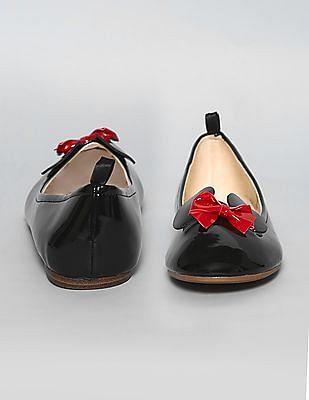 GAP Girls Disney Minnie Mouse Ballet Flats