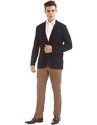 U.S. Polo Assn. Single Breasted Slim Fit Blazer