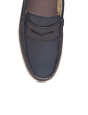 Cole Haan Leather Penny Loafers