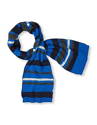 The Children's Place Boys Striped Scarf