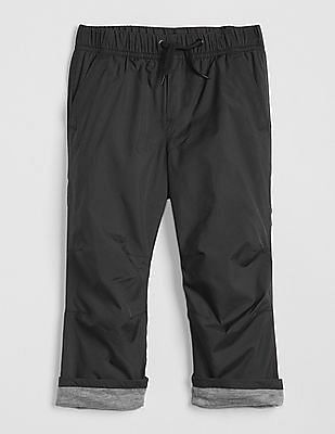 GAP Baby Pull-On Lined Twill Pants