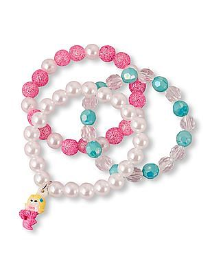 The Children's Place Girls Mermaid Bead Bracelet 3-Pack