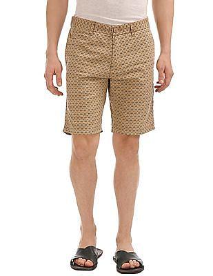 Cherokee Printed Slim Fit Shorts