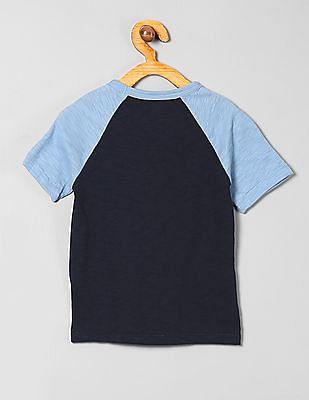 GAP Baby Raglan Sleeve T-Shirt