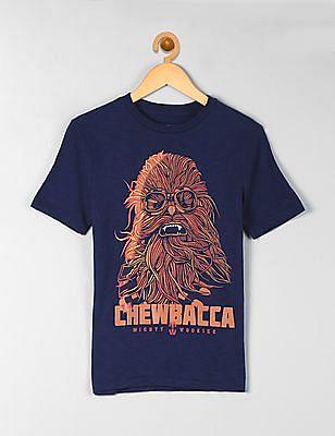 GAP Toddler Boy Blue Star Wars™ T-Shirt