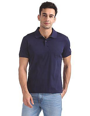 Arrow Regular Fit Pique Polo Shirt