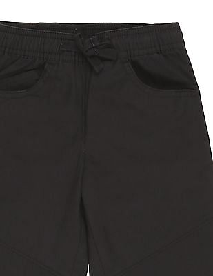 FM Boys Boys Slim Fit Panelled Shorts
